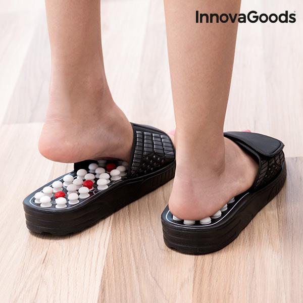 Klapki z Akupunkturą InnovaGoods - M