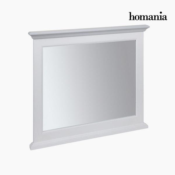 Bílé zrcadlo altea by Homania