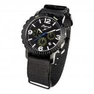 Pánske hodinky Bogey BSFS002GRBK (44 mm)
