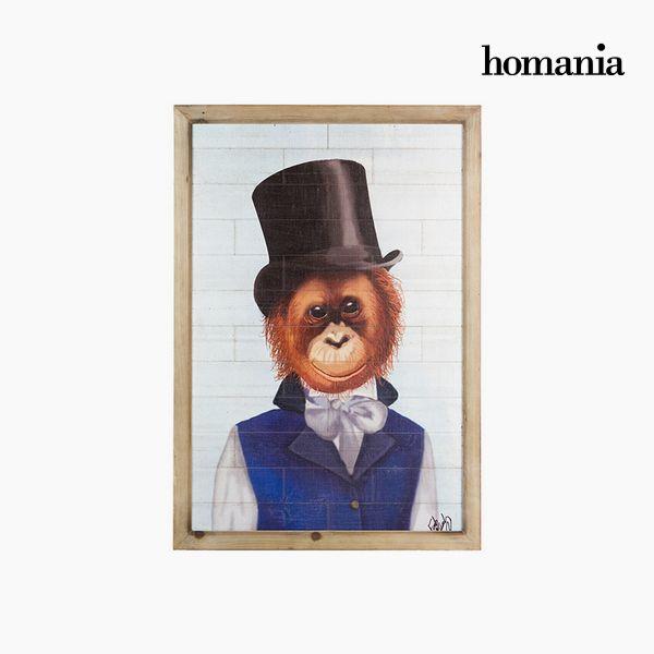 Obraz (50 x 4 x 70 cm) by Homania