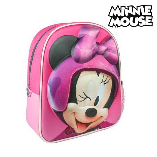 Školní batoh 3D Minnie Mouse 8003