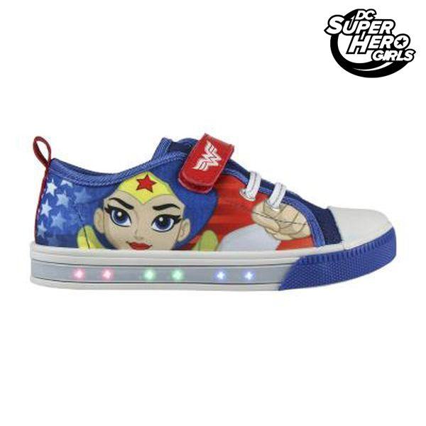 Vycházkové boty s LED DC Super Hero Girls 4035 (velikost 29)