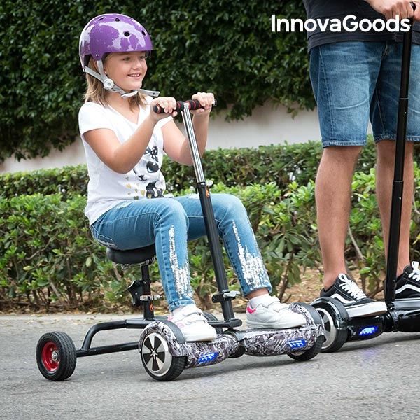 Hoverbike na Hoverboard InnovaGoods