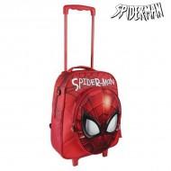 Plecak szkolny 3D z kółkami Spiderman 378
