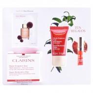 Souprava sdámskou kosmetikou Multi-intensive Ps Clarins (4 pcs)