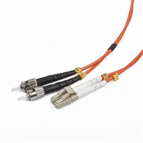 Kabel światłowodowy Duplex Multimodo iggual IGG311547 LC / ST 2 m