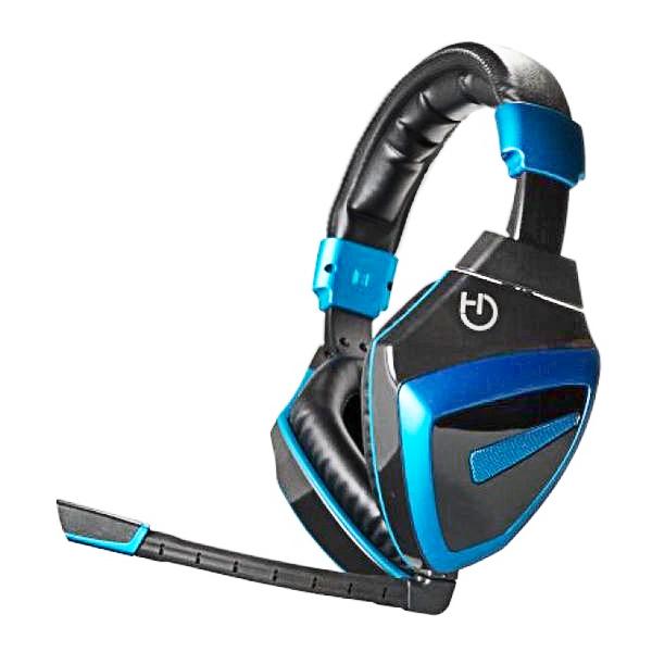 Słuchawki z Mikrofonem Gaming Hiditec AU10HDT001 Windows XP / Vista / 7 / 8 Xbox ONE / PS4