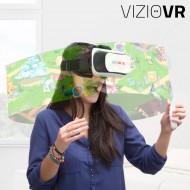 Okulary Rzeczywistości Wirtuanej z Pilotem VIZIOVR 710