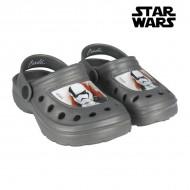 Plážové pantofle Star Wars 5344 (velikost 29) Šedý