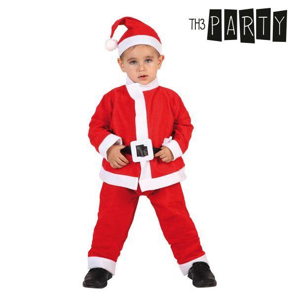 Kostium dla Dzieci Th3 Party Święty mikołaj - 3-4 lata