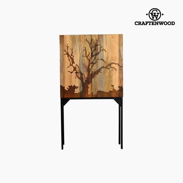 Konsola Drewno mango (76 x 30 x 140 cm) - Autumn Kolekcja by Craftenwood