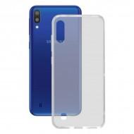 Puzdro na mobil Samsung Galaxy M10 Flex TPU Transparentná Pružný