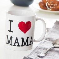 Hrnek I Love Mama Romantic Items