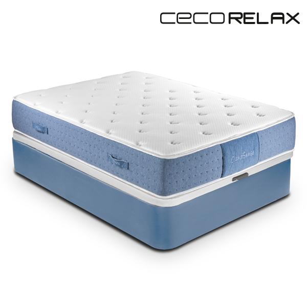 Matrace z Paměťové Pěny Cecorelax Premium (tloušťka 30 cm) - 150 x 180 cm