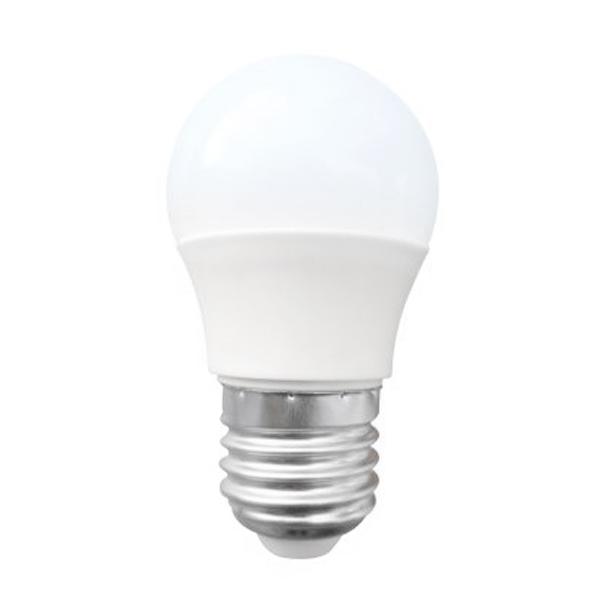 Sférická LED Žárovka Omega E27 3W 240 lm 2800 K Teplé světlo