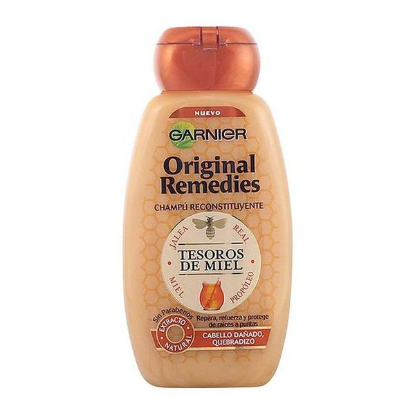 Szampon Wzmacniający Original Remedies Fructis