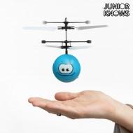 Vrtulníková Koule Funny Face Junior Knows