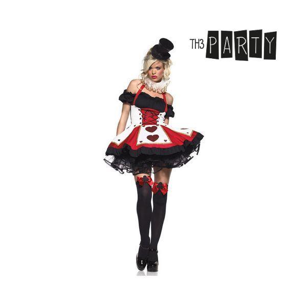 Kostým pro dospělé Th3 Party Srdcová dáma - M/L