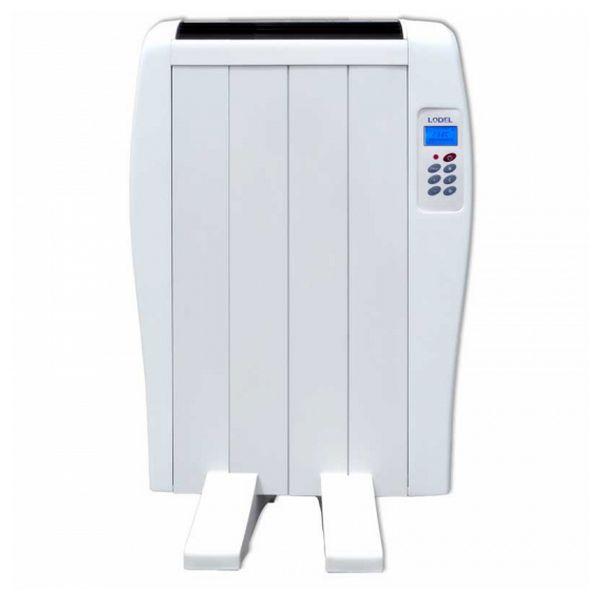 Digitální suchý radiátor (4 žebra) Haverland RA4 600W Bílý