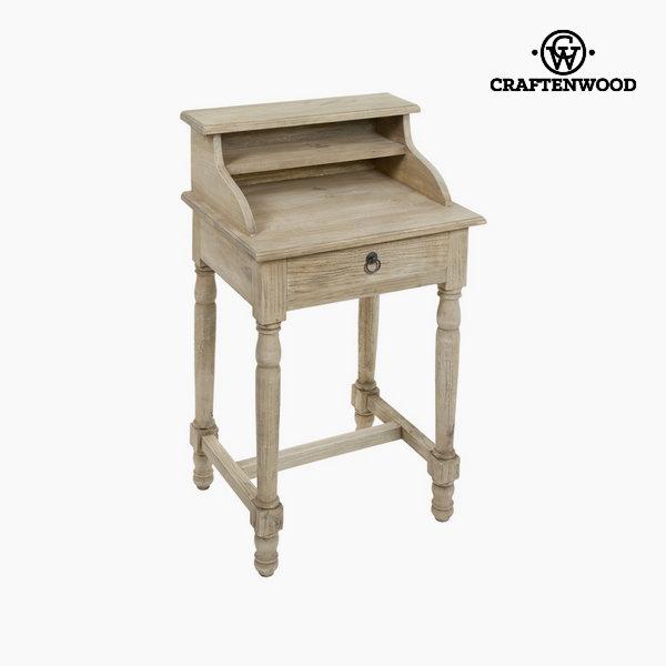 Vera drewniany stół podwójny by Craftenwood