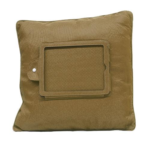 iPad Polštář - Hnědý