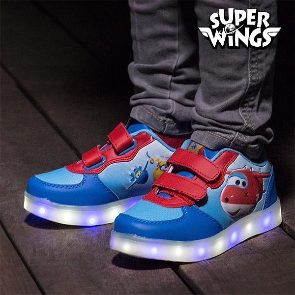 Buty Sportowe z LED Super Wings - 25
