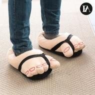Miękkie Pantofle z Sandałami Fashinalizer