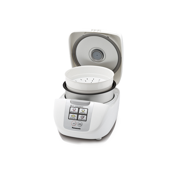 urządzenie do gotowania ryżu Panasonic 222655 750W 1.8L Biały