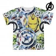 Koszulka z krótkim rękawem dla dzieci The Avengers 1347 (rozmiar 8 lat)