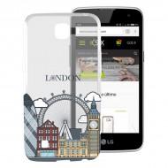 Pouzdro na mobily Lg K4 Flex TPU London