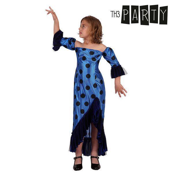 Kostium dla Dzieci Th3 Party 9528 Tancerka flamenco