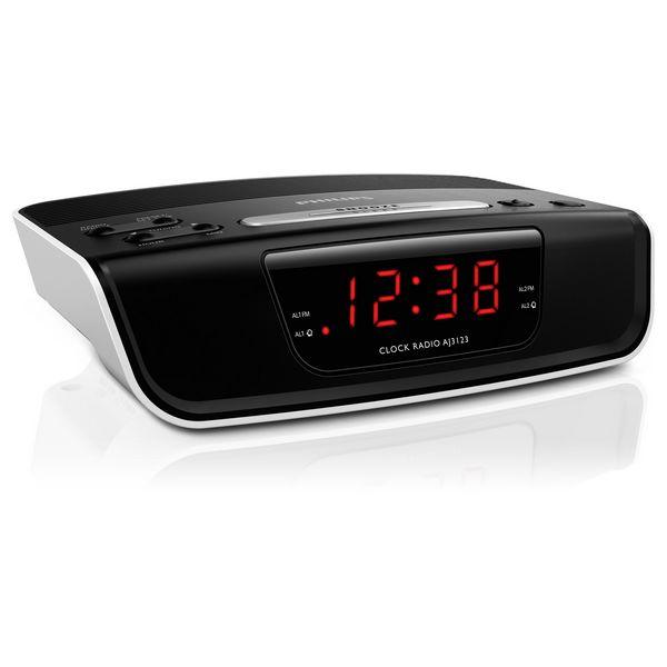 Zegar z Radiem Philips 031721