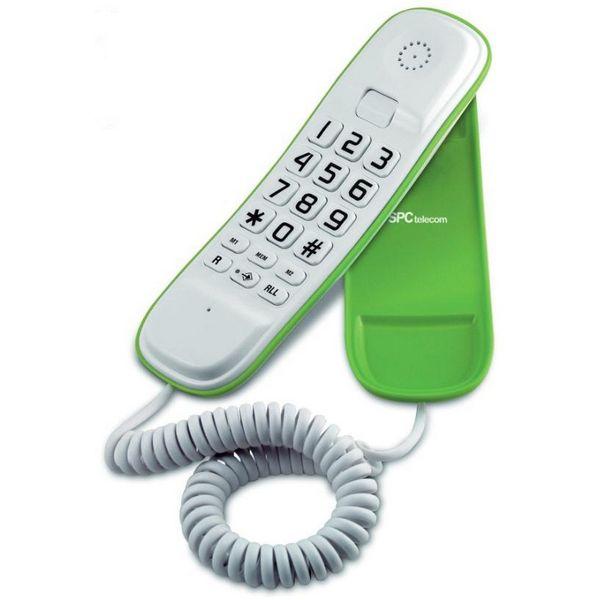 Pevná linka Telecom 3601V Bílý