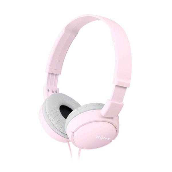 Słuchawki Sony MDR ZX110 Różowy Diadem