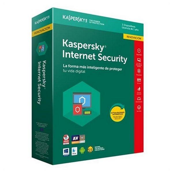 Program Antywirusowy dla Domu Kaspersky 54073 3L/1A Multi-Device
