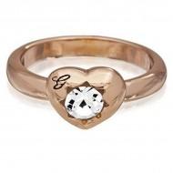 Dámský prsten Guess UBR51410-54 (17,19 mm)