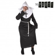 Karnevalový kostým pro dospělé - jeptiška