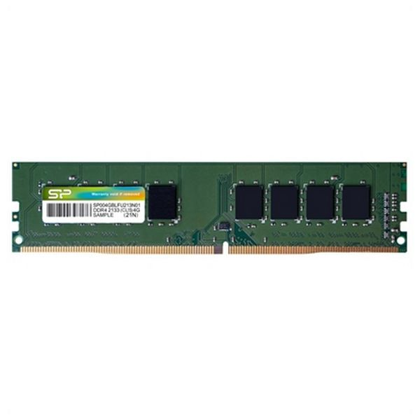 Pamięć RAM Silicon Power IMEMD40054 SP004GBLFU213N02 DDR4 240-pin UDIMM 4 GB 2133 Mhz