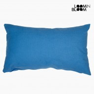 Poduszka Niebieski (50 x 70 cm) - Cities Kolekcja by Loom In Bloom