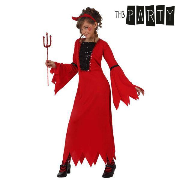 Kostium dla Dzieci Th3 Party Demon woman - 5-6 lat