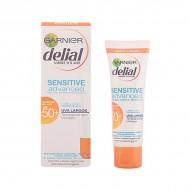 Krém na opalování na tvář Sensitive Delial SPF 50+ (50 ml)