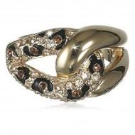 Dámsky prsteň Guess UBR51422-54 (17,19 mm)