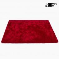 Dywan Poliester Czerwony (170 x 240 x 8 cm) by Loom In Bloom