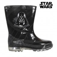Children's Water Boots with LEDs Star Wars 7015 (rozmiar 26)
