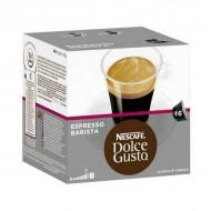 Kávové kapsle s pouzdrem Nescafé Dolce Gusto 91414 Espresso Barista (16 uds)