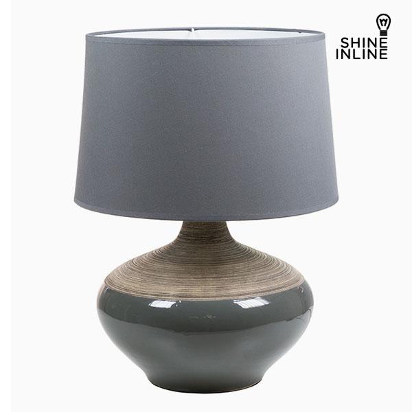 Lampa stołowa Szary by Shine Inline