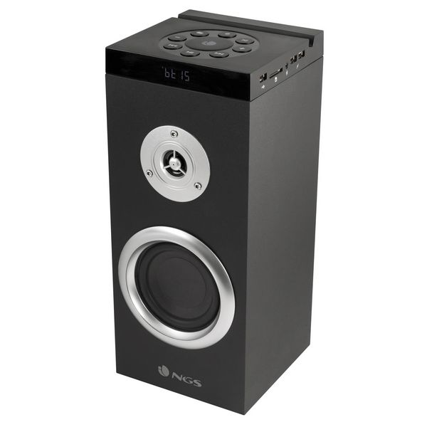 Věžový reproduktor NGS Skydusk SKYDUSK 30W USB SD Radio FM