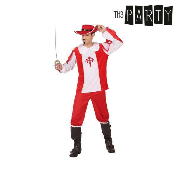 Kostým pro dospělé Th3 Party Mušketýr - XS/S