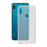 Puzdro na mobil Huawei Y6 2019 Flex TPU Transparentná