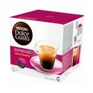 Kávové kapsle s pouzdrem Nescafé Dolce Gusto 60658 Espresso Decaffeinato (16 uds)
